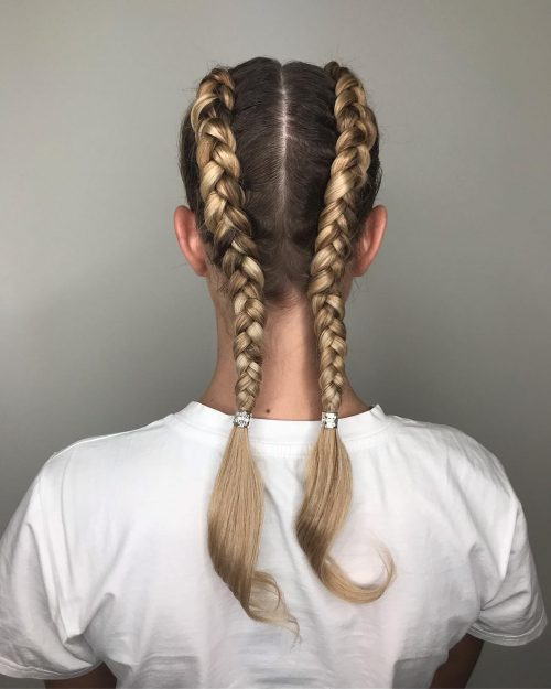 24 Cute Hairstyles for School That Are Super Easy (2019 Trends)