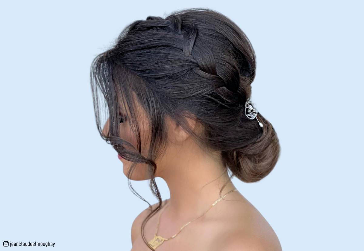 19 Easy Prom Hairstyles For 2019 You Have To See