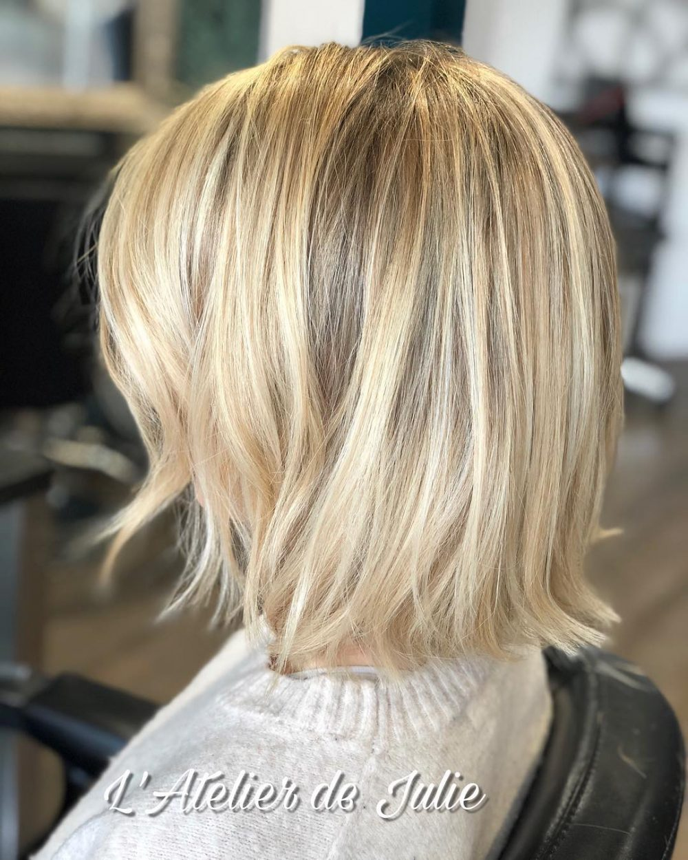 Easy to Style Bob hairstyle
