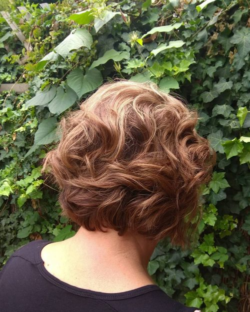 Mother Of The Bride Hairstyles: 25 Elegant Looks For 2019