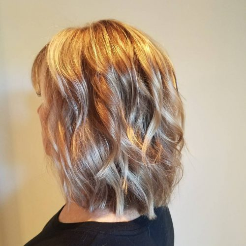 Choppy Low Maintenance Layered Haircuts For Thick Hair 33