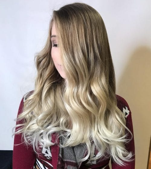 Easy Voluminous Waves hairstyle