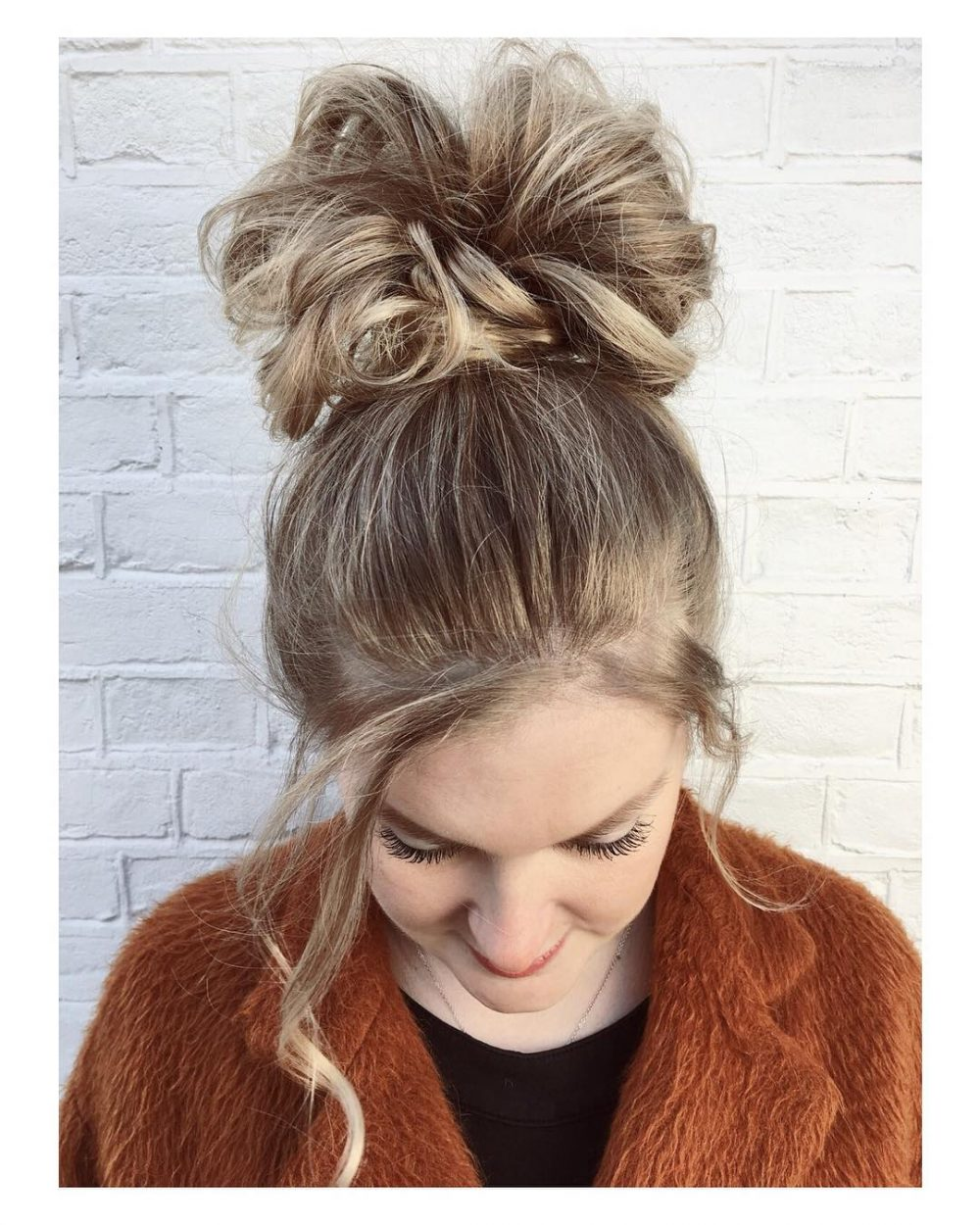 32 Cute & Easy Updos For Long Hair You Have To See For 2019
