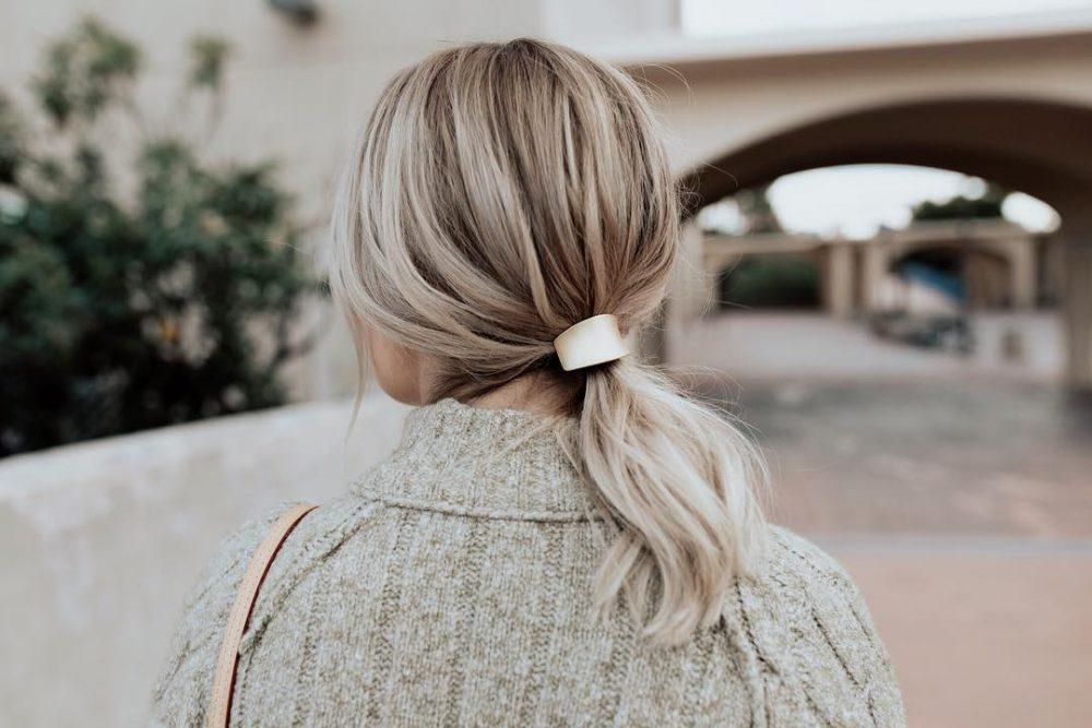 Effortless & Organic hairstyle