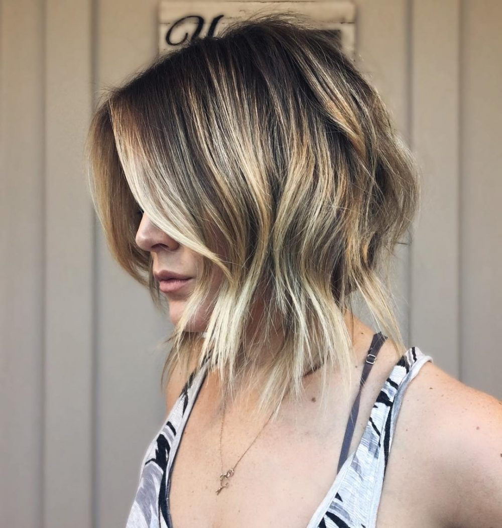 Effortless & Universal hairstyle