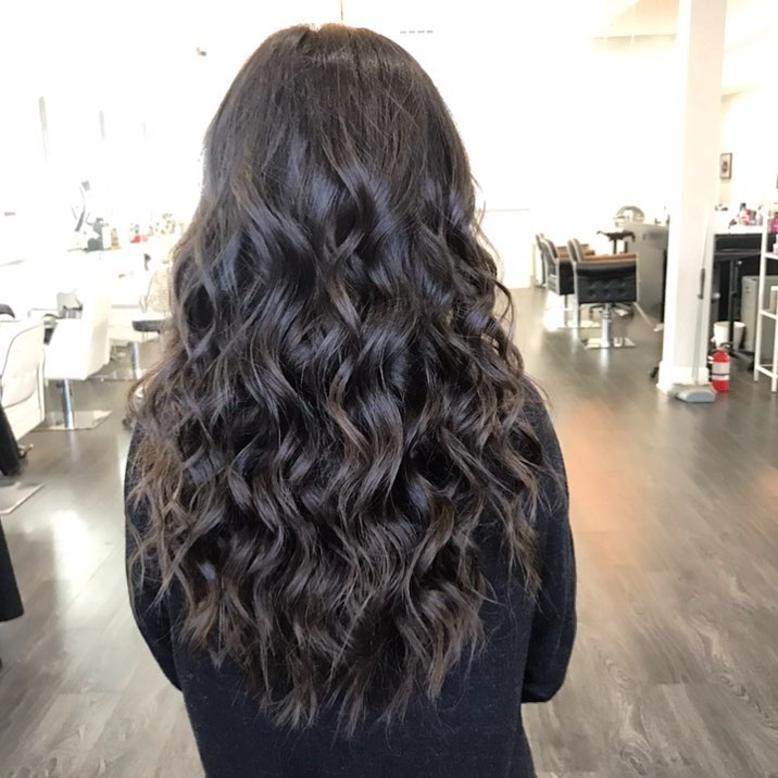 Effortless Beach Waves. Effortless Beach Waves Hairstyle