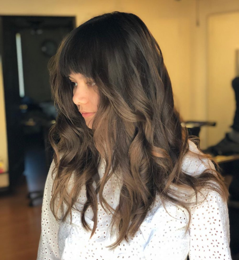 Effortless Style & Color hairstyle