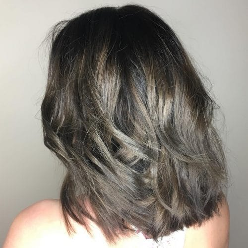 Effortless Dimension hairstyle
