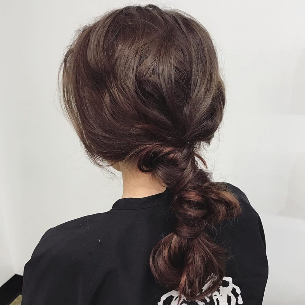 Effortlessly Put Together hairstyle