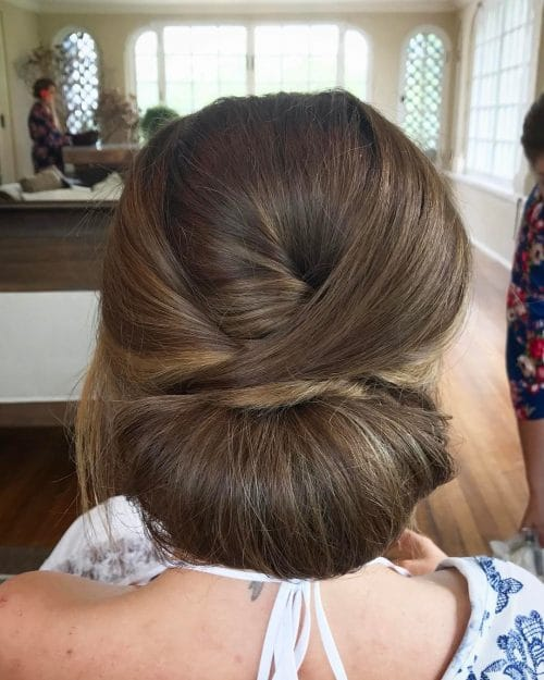 Effortlessly Chic hairstyle