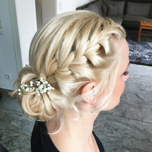 36 Cute French Braid Hairstyles For 2019