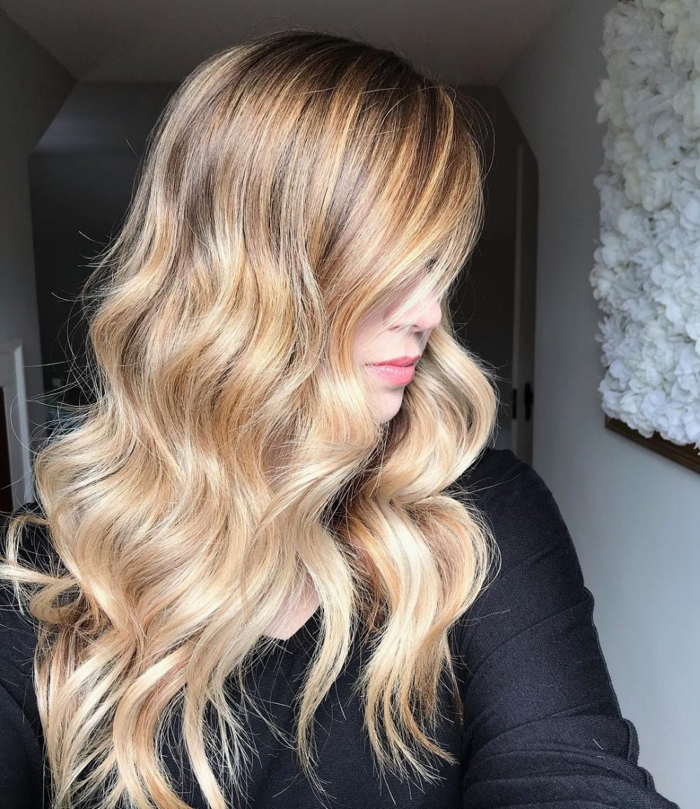 Everyday Glam hairstyle