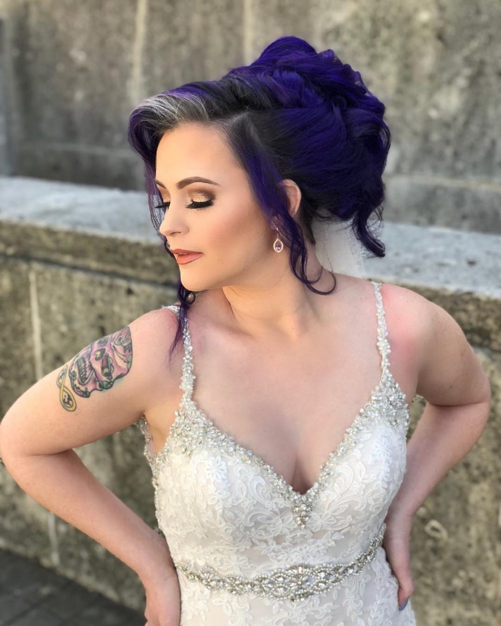 Wedding Hairstyles Instagram: 27 Gorgeous Wedding Hairstyles For Long Hair For 2020