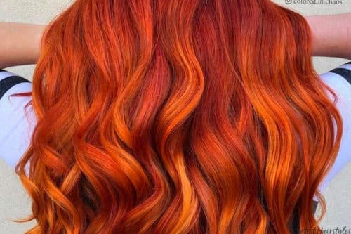 Inspirational Adore Ginger Hair Color