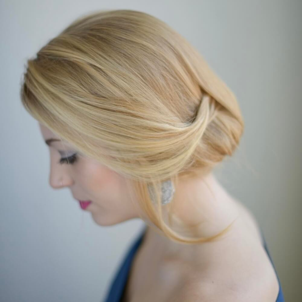 Simple Elegance hairstyle