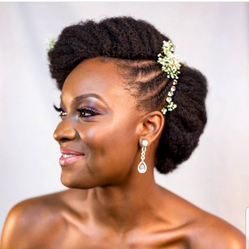 24 Amazing Prom Hairstyles For Black Girls For 2020