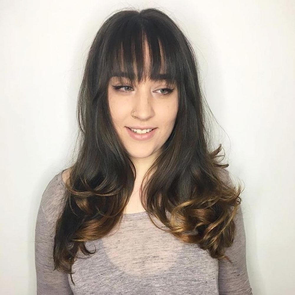 Fashionable Yet Effortless hairstyle