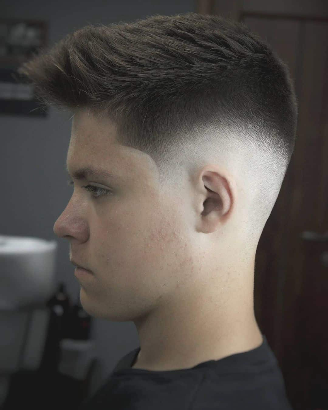 The 22 Best Hairstyles For Teenage Boys 2021 Trends
