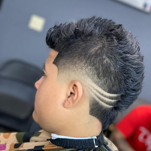 The 21 Best Hairstyles For Teenage Boys 2019 Trends