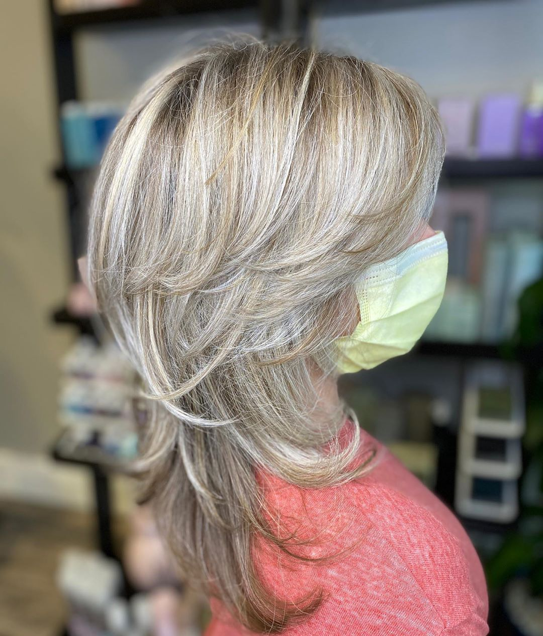 15 Modern Shaggy Hairstyles for Women Over 50 with Fine Hair