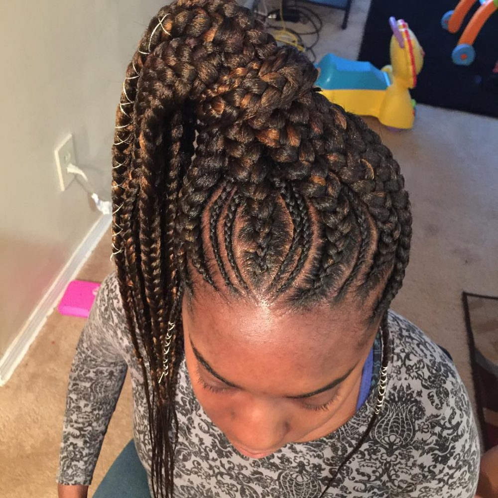 24 African American Hairstyles To Get You Noticed in 2018