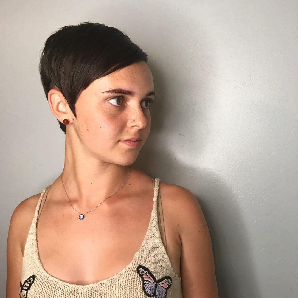 Feminine Style hairstyle
