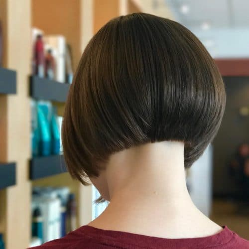 28 hottest a line bob haircuts youll want to try in 2017 feminine edges hairstyle urmus Gallery