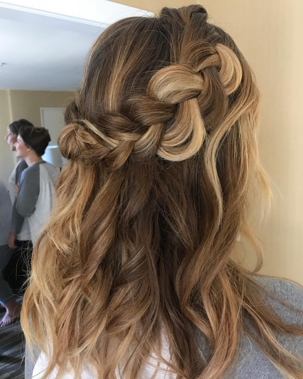 Festival Vibe hairstyle