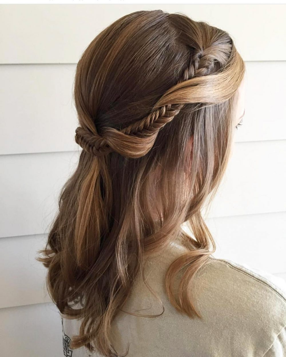 20 Super Easy Updos Anyone Can Do (Trending In 2019