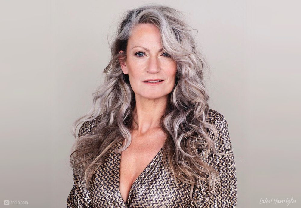 15 Flattering Long Hairstyles For Women Over 50