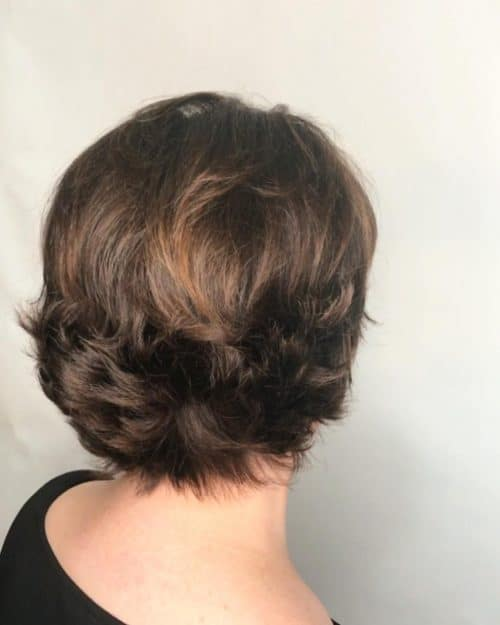 35 Cute Easy Short Layered Haircuts Trending In 2021
