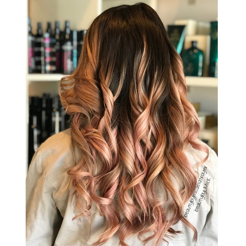 Flirty & Pretty hairstyle