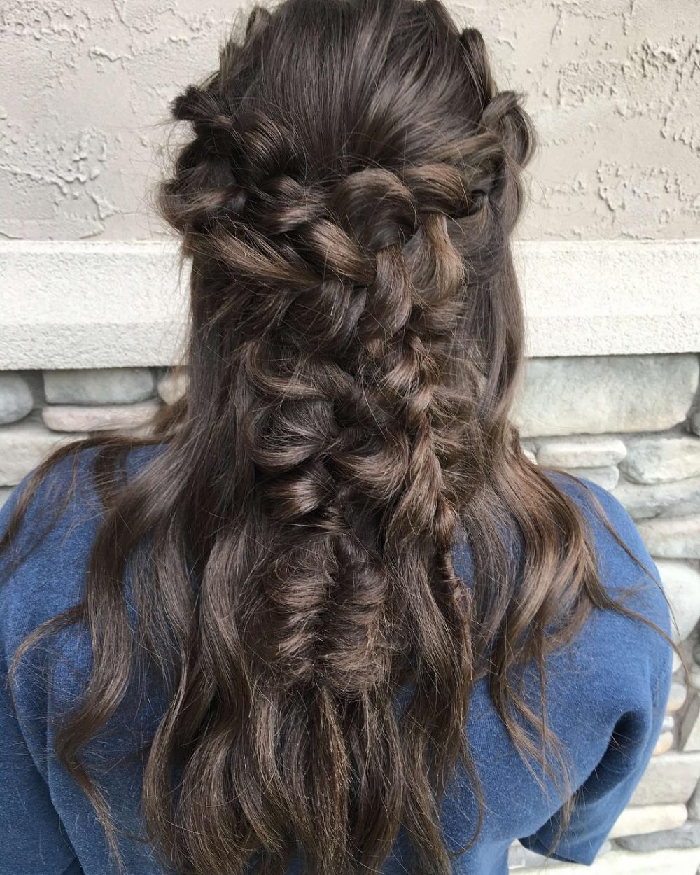 29 Prom Hairstyles For Long Hair That Are Gorgeous In 2019