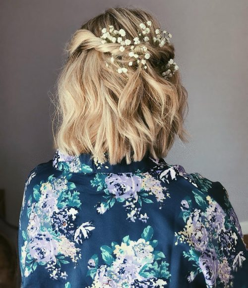 Superb 1 Prom Hairstyle For Short Hair In 2020 Is Here 17 More Natural Hairstyles Runnerswayorg