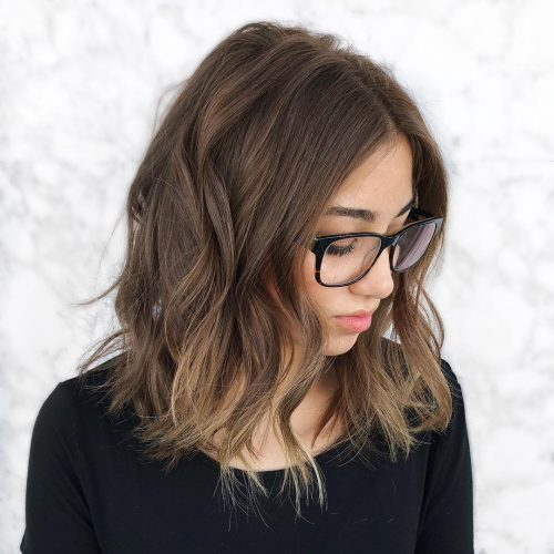 51 Stunning Medium Layered Haircuts (Updated For 2018