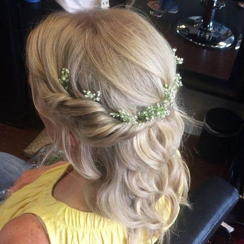 Free-Spirited Waves hairstyle