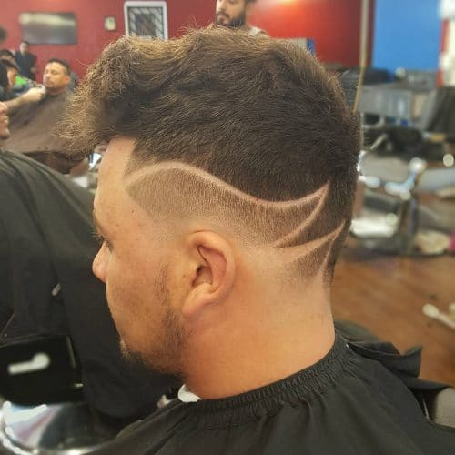 Freestyle Haircut hairstyle