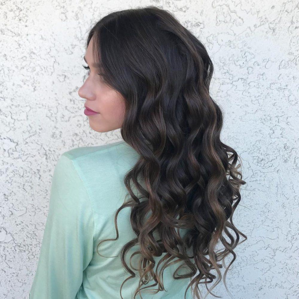 Fresh Glamorous Curls hairstyle