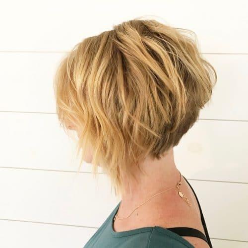 Fresh Cut Bob hairstyle