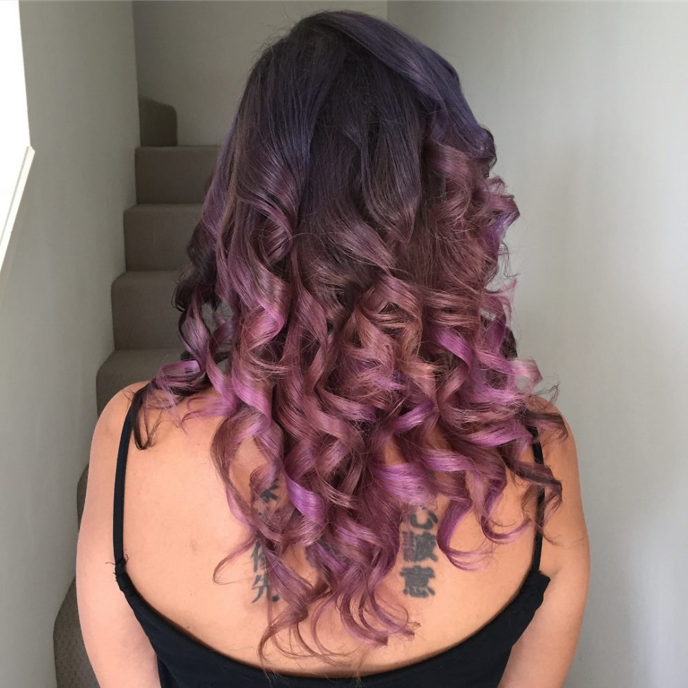 Fun & Bouncy Curls hairstyle