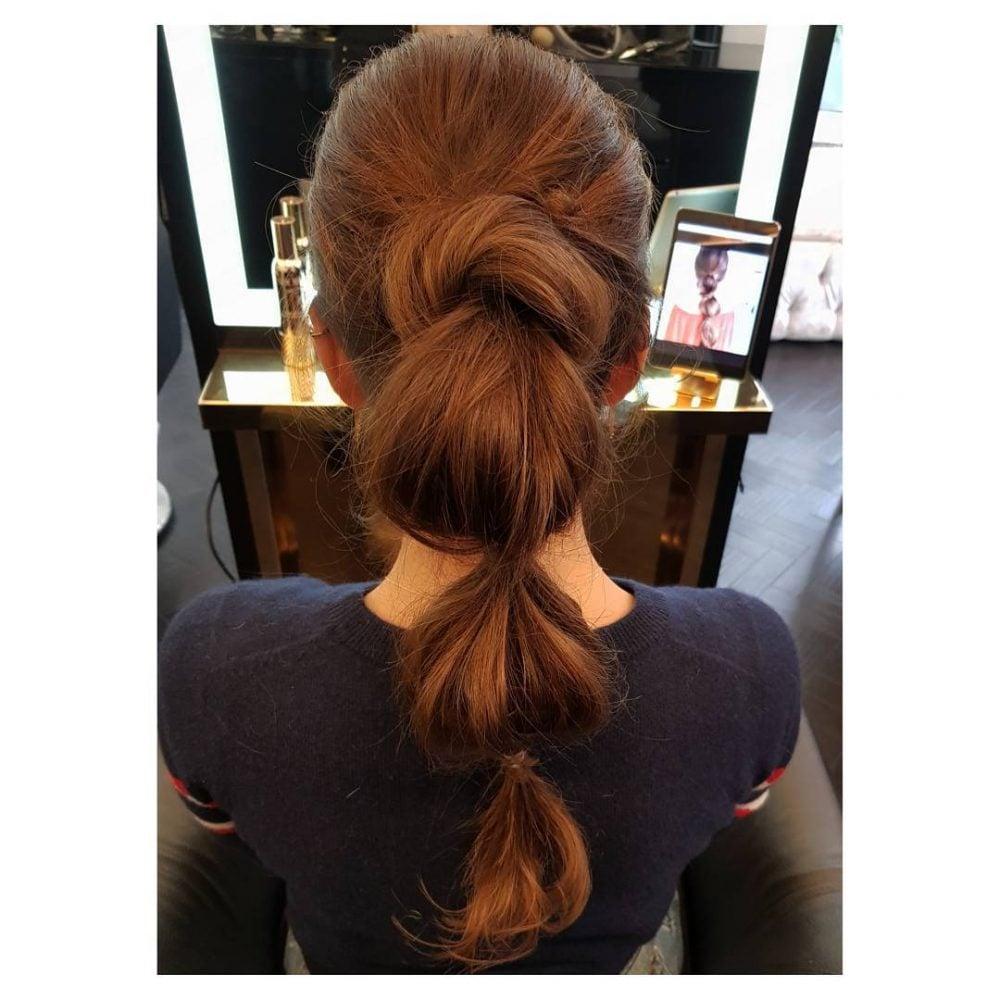 Fun & Sassy Ponytail hairstyle