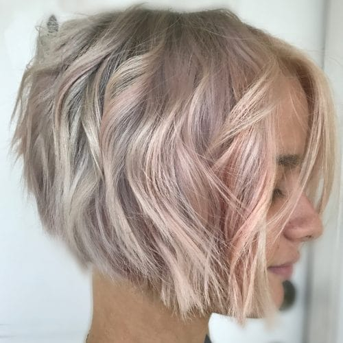 30 Hottest A Line Bob Haircuts You Ll Want To Try In 2018