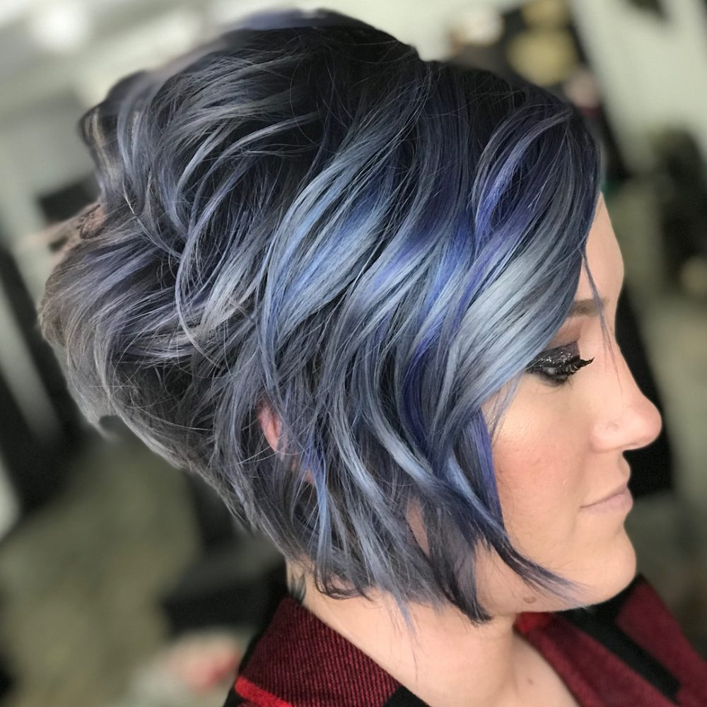 Galactic Cool hairstyle