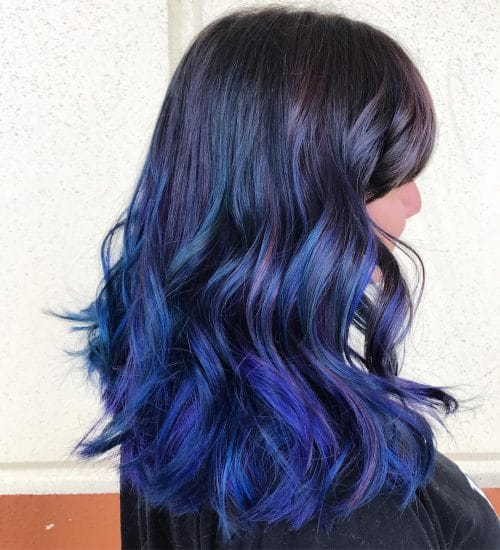 Galactic Layers hairstyle