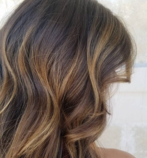 Gentle Dimension hairstyle