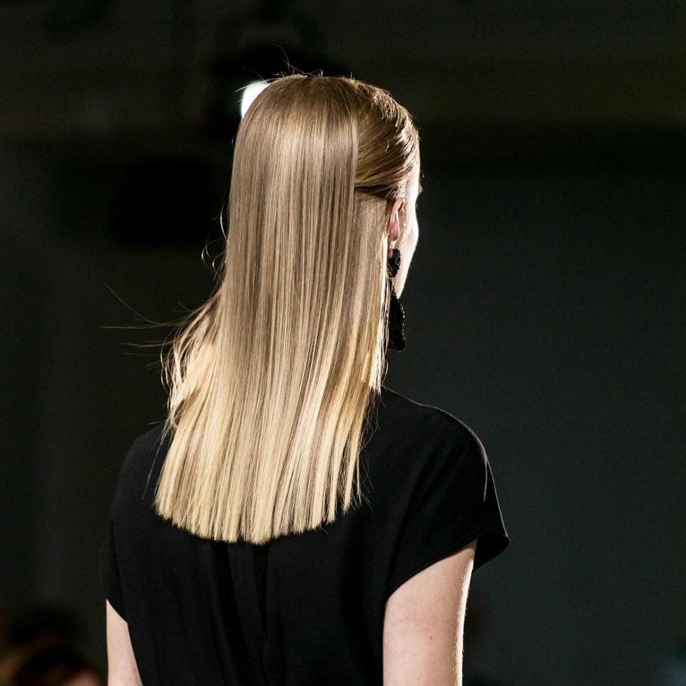 Geometric Feel hairstyle