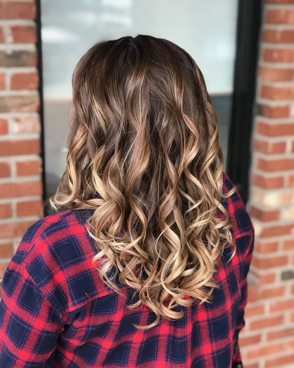 Go-To Curls hairstyle