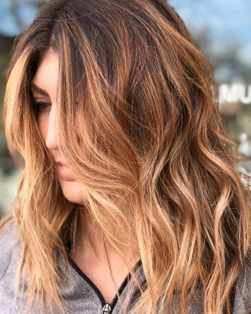 34 Light Brown Hair Colors That Are Blowing Up In 2018