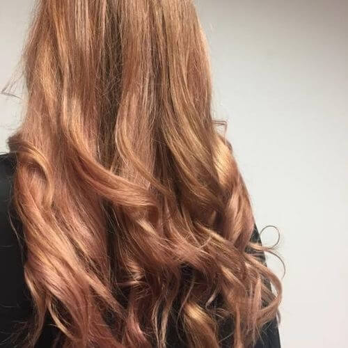 gorgeous-rose-gold-curls
