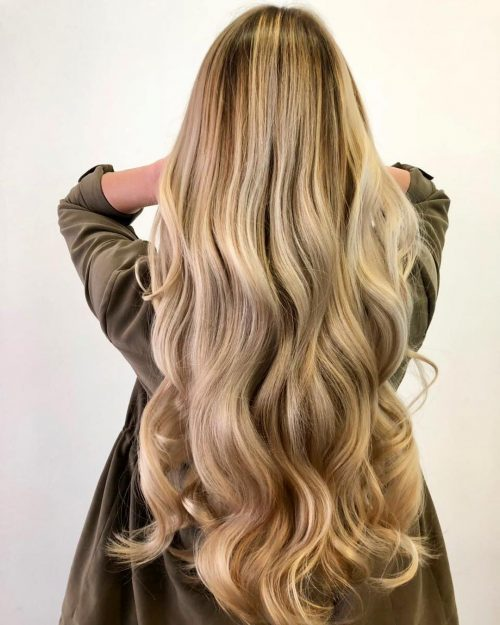 23 Long Wavy Hair Ideas Trending In 2020